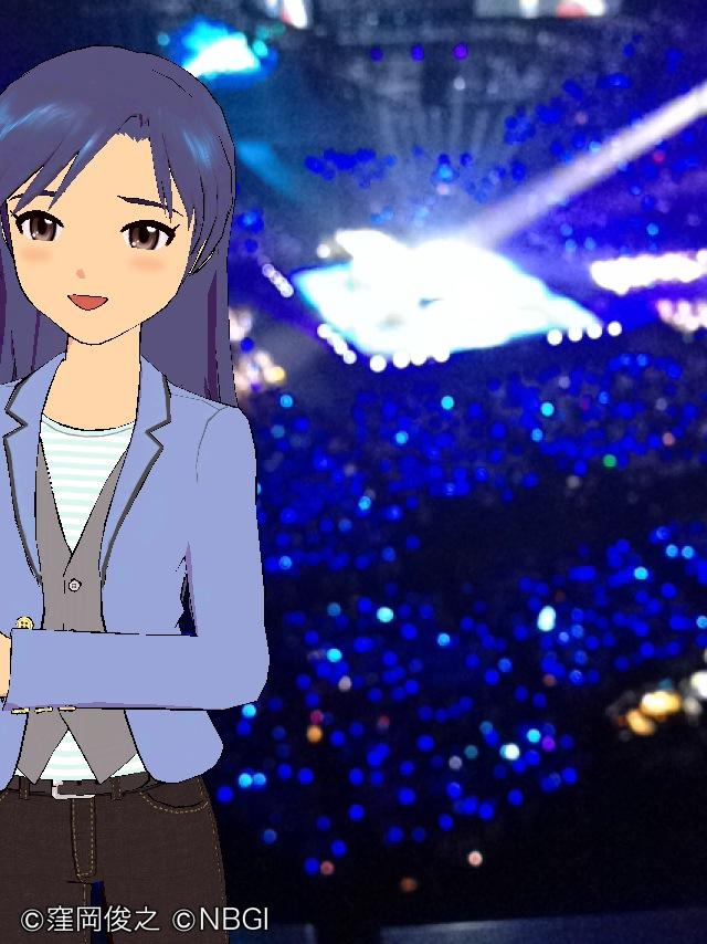 冬フェス2014_stage_千早_2