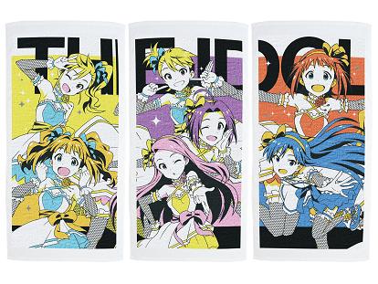 49103_アイドルマスター ビジュアルタオル~ブライトイーグレット~vol.1