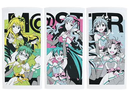 49112_アイドルマスター ビジュアルタオル~ブライトイーグレット~vol.2