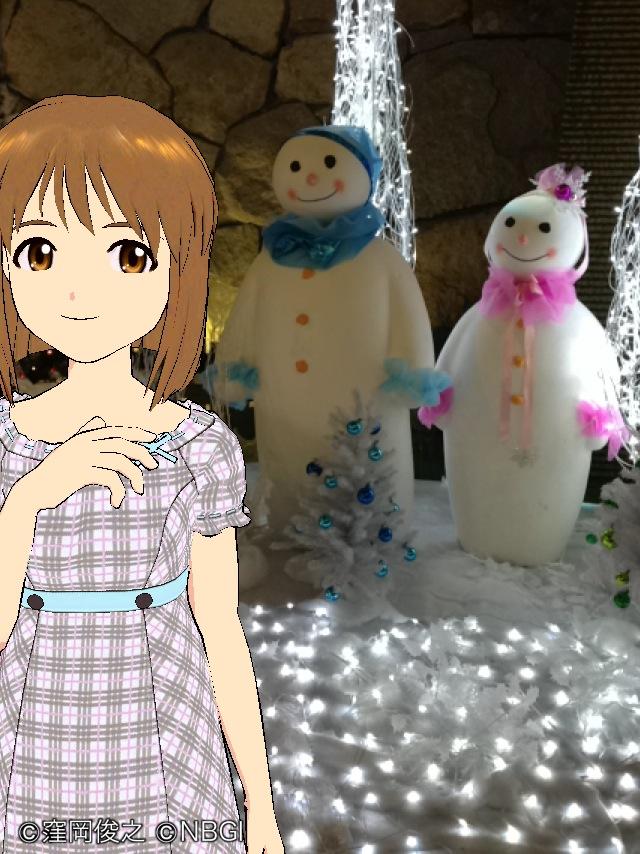 Xmas2014_雪歩_01