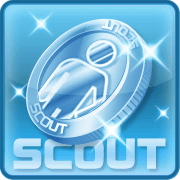スカウトメダル
