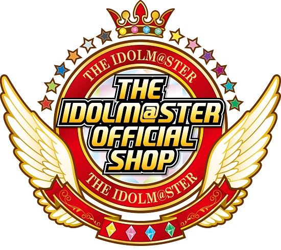 アイドルマスターオフィシャルショップロゴ